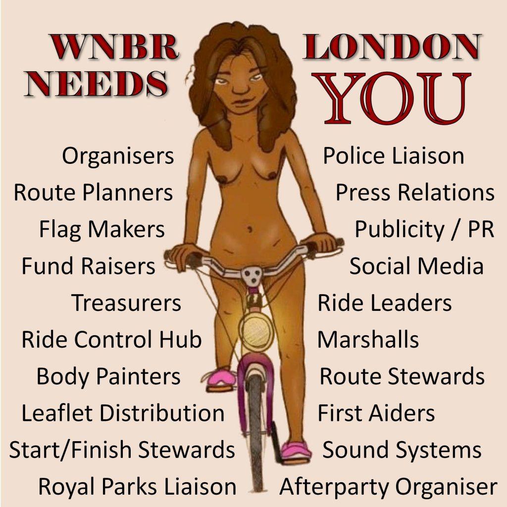 Help make WNBR.London happen