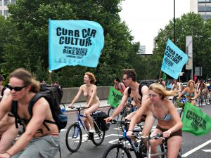 WNBR London Flags
