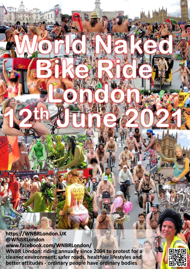 WNBR London 12th June 2021