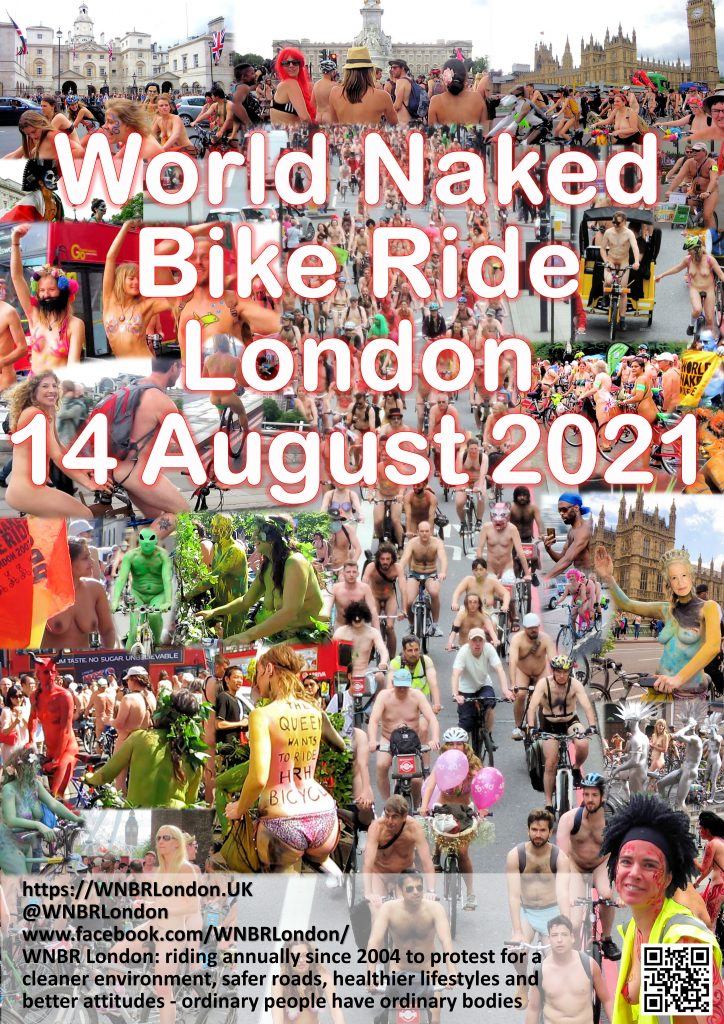 WNBR London 14th August 2021